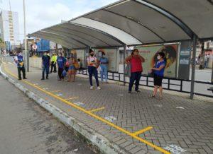 %C3%B4nibus 1 300x218 - EM JOÃO PESSOA: Ônibus voltam a circular de forma planejada e sem lotação