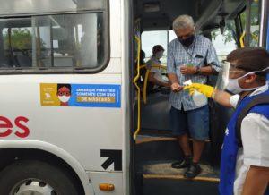 %C3%B4nibus 4 300x218 - EM JOÃO PESSOA: Ônibus voltam a circular de forma planejada e sem lotação